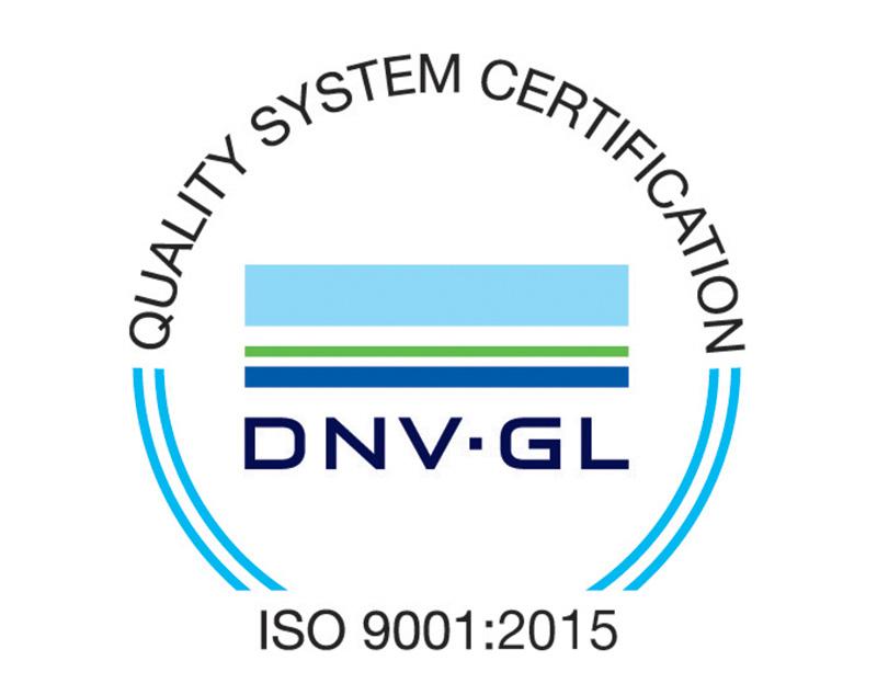 DNV-GL-ISO-9001-2015 Wilkelm Sander Handel